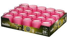 Pink Refill Candles